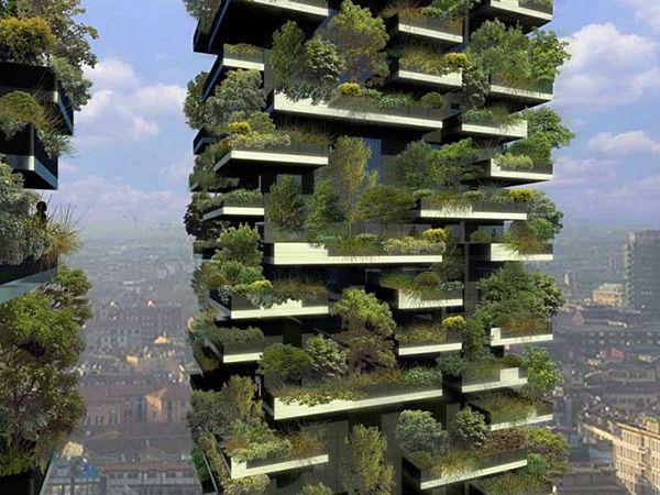 Grattacielo-green