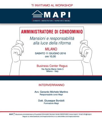 Workshop-Milano