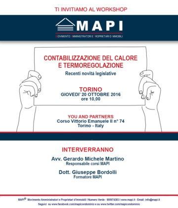 Workshop mapi 20-ottobre-torino
