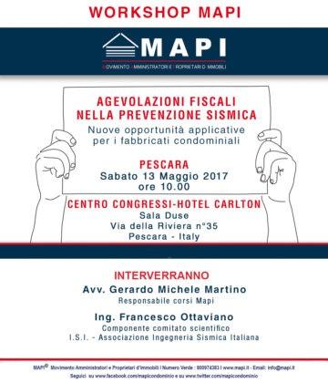 Workshop Pescara
