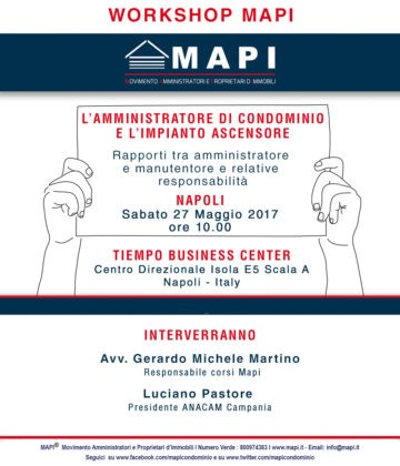 Workshop_Mapi Napoli
